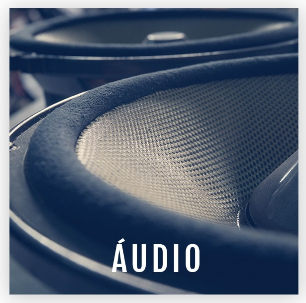 áudio novo