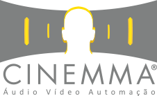 Conectores na Cinemma Audio Video High End