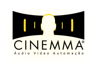 Projetelas na Cinemma Audio Video High End