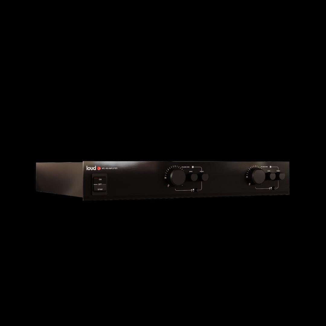 Amplificador Estéreo Loud APL-450