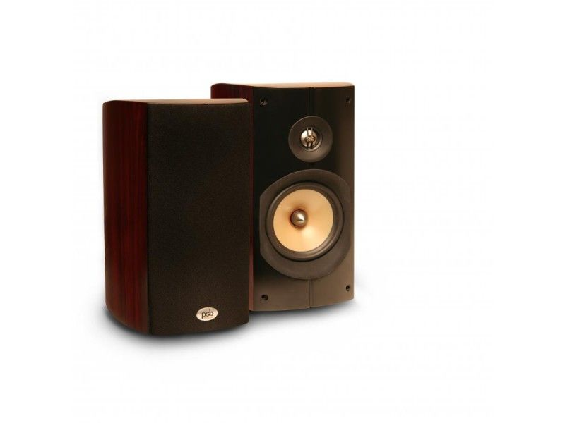 Caixa Acstica Bookshelf PSB Speakers Imagine B Cherry PAR