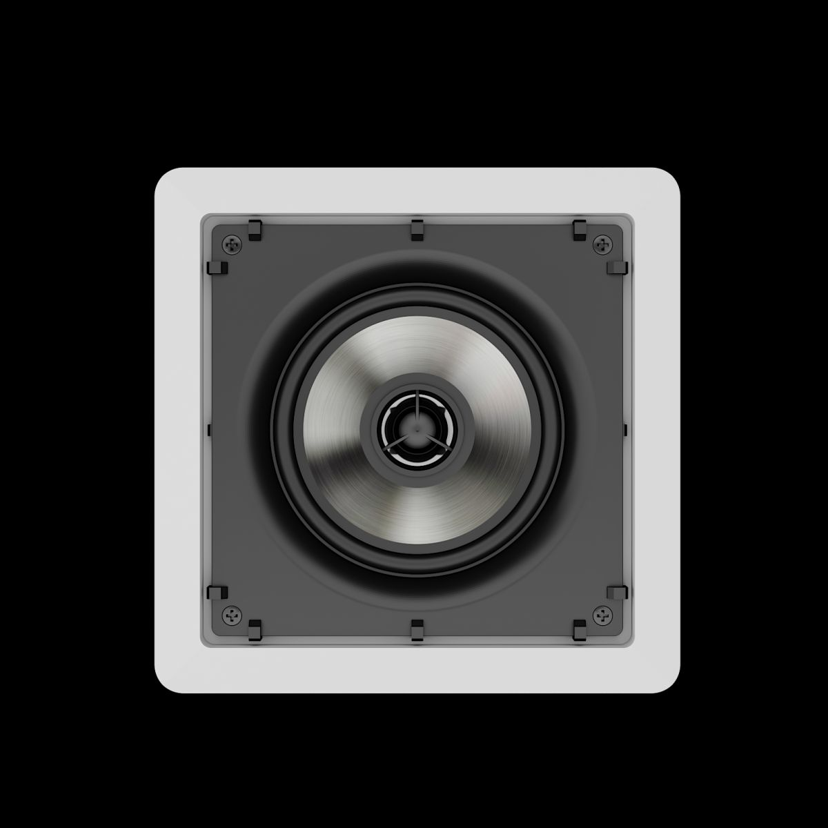 "Caixa de Embutir Loud Audio SQ5-50 Quadrada 5"" (UNIT)"