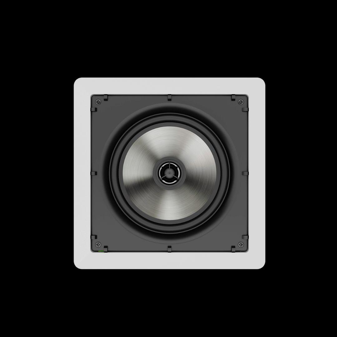 """Caixa de Embutir Loud Audio SQ6-100 Quadrada 6"""" (UNIT)"""