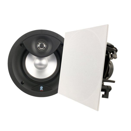 Caixa In-Ceiling Revel C263 - Acabamento Quadrado - Branca (Unit)