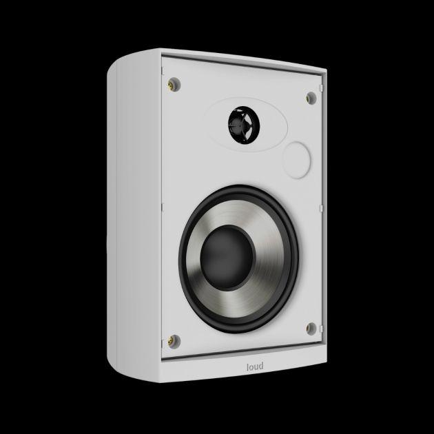 Caixa In-Outdoor Loud Audio LB5-80 (PAR)