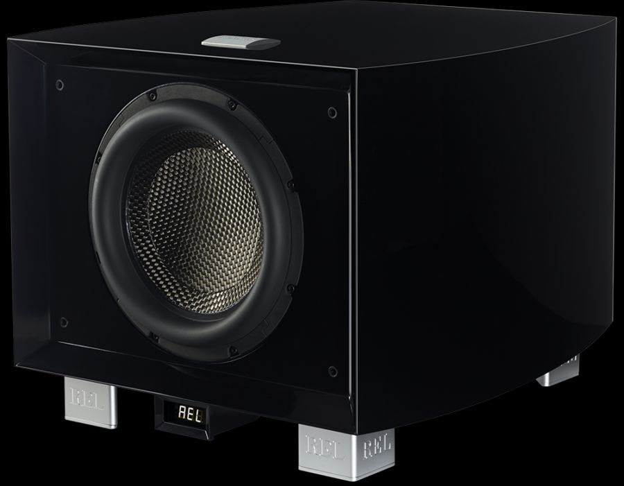 """Subwoofer REL 12"""" Ativo - Reference Series G1 Mark II - 600 Watts"""