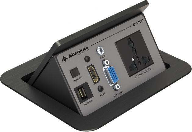 Tabletop Connection Box NDS-TCB1