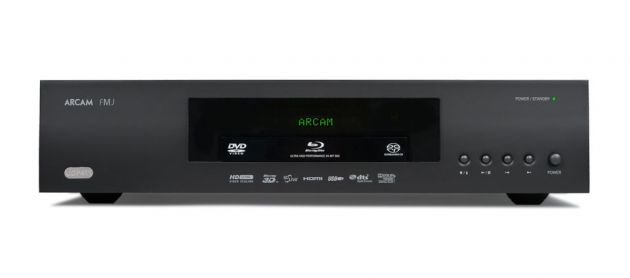 Universal Blu Ray Player Arcam FMJ UDP411